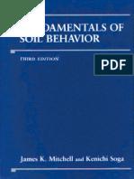 Fundamentals of Soil Behavior