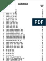 Dimension for Plain flanges