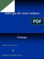 Curs 3- Infectii Urinare