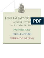 Longleaf Quarterly Letter Q4 2008