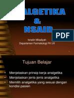 Analgetika Dan NSAID 2012