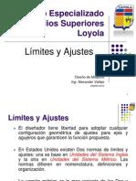 4-Limites y Ajustes