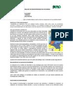 Analisis Biodiversidad Colombia.