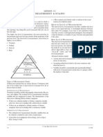 MArketing research notes chapter12