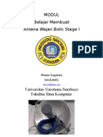 Wajan Bolic PART III (Modul)