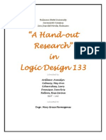 research in logic design