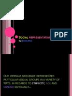 Social Representation