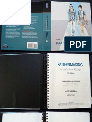 Joseph Armstrong Helen Patternmaking For Fashion Design 5th Ed Fashion
