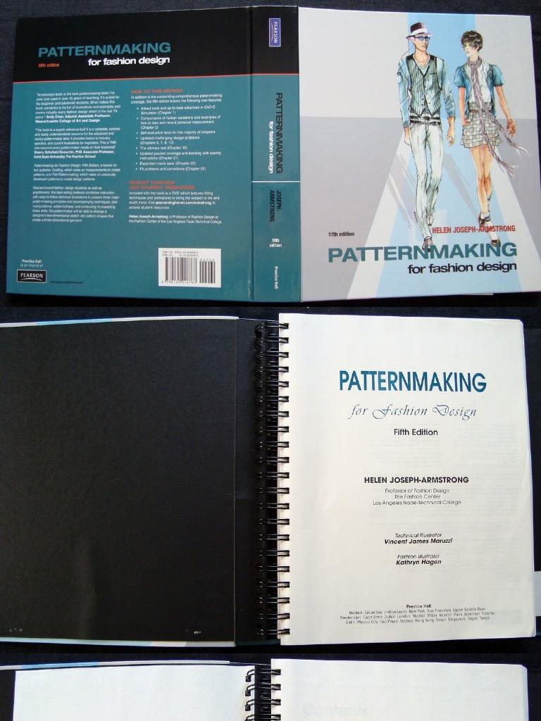 Patternmaking for Fashion Design (5th Edition Helen Joseph) 19