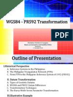 Cayapan - WGS84-PRS92