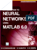 neural network using matlab