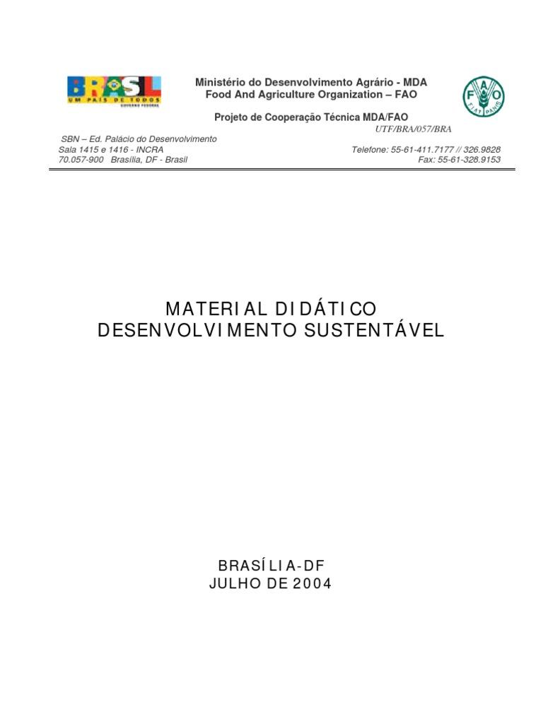 d4d5beb25a7b8 DESENVOLVIMENTO SUSTENTAVEL