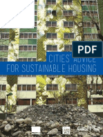 Cities Advice for Sustainable Housing - Sophie Moreau