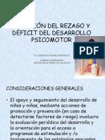95103963 Atencion Del Rezago y Deficit Del Desarrollo Psicomotor