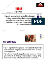 Havells India ppt