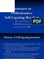 Seminars in Orthodontics Self Ligating Brackets1890