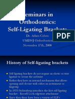 Seminars in Orthodontics Self Ligating Brackets1890