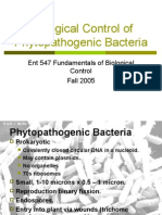 W6 Biological Control of Bacterial Pathogens