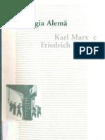 marx, karl_ engels, friedrich. a ideologia alemã. martins fontes
