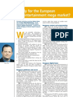 Are You Ready for the European on Demand Entertainment Mega Market06
