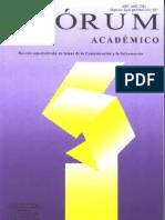 QuorumAcademico_Volumen 1, número 2_Centro de inv de la comu y la Información de la Universidad del Zulia, Luz Neira Pa