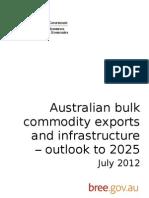 Export Infrastructure Report