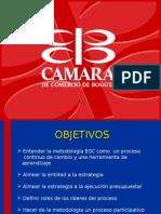 Bcs Camara de Comercio de Bogota