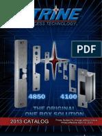 Trine 2013 Catalog/Price Book