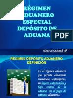 7 Deposito de Aduana