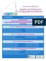 Insights and Solutions for Emerging Infectious Diseases