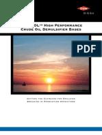 DEMTROL™ High Performance