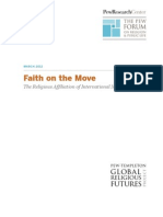 Faith on the Move 2012