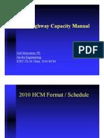 HCM 2010