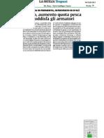 Antonio d'Alì Senatore - Marineria in fermento
