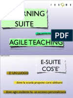 E-learning agile