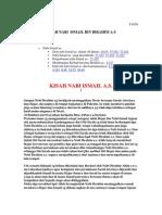 009.Kisah Nabi Ismail Bin Ibrahim a.s.