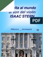 Vuelta Al Mundo Al Son Del Violin de Isaac Stern