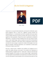 Biografia de David Livingstone