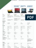 Asus X54C-SX454D Laptop (2nd Gen Ci3_ 2GB_ 500GB_ DOS) vs Dell Vostro 1450 2nd Gen Ci3_ 2 GB_ 500 GB_ Windows 7 Home Basic vs F