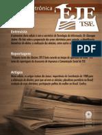 TSE Revista Eletronica Da Eje Ano 2 Numero 6