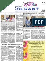 Pennington Co. Courant, March 28, 2013