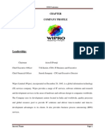 Mahesh Summer Project for wipro