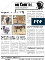 Bison Courier, March 28, 2013