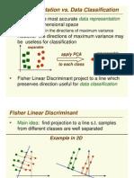 fischer linear discriminant