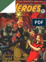 D20 Modern - Complete Pulp Heroes [Sourcebook]