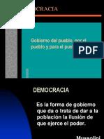 Etica y Democracia
