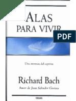 Alas Para Vivir - Bach Richard