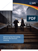 Optimizing Your Accounting Process with Electronic Invoicing