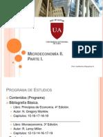Presenta Micro II. Parte I.