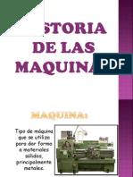 Historia de Las Maquinas!!!